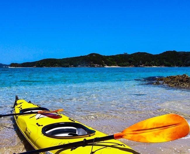 Island time kayak tour