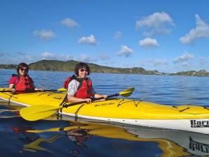 Sea kayak tours NZ