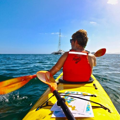 Sea Kayak Hire - Paihia, Bay of Islands, Northland NZ